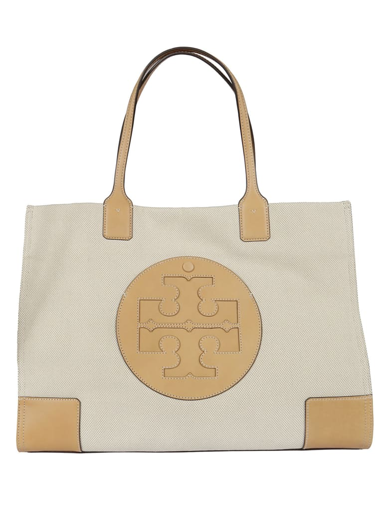 Tory Burch Classic Embroidered Tote by Tory Burch