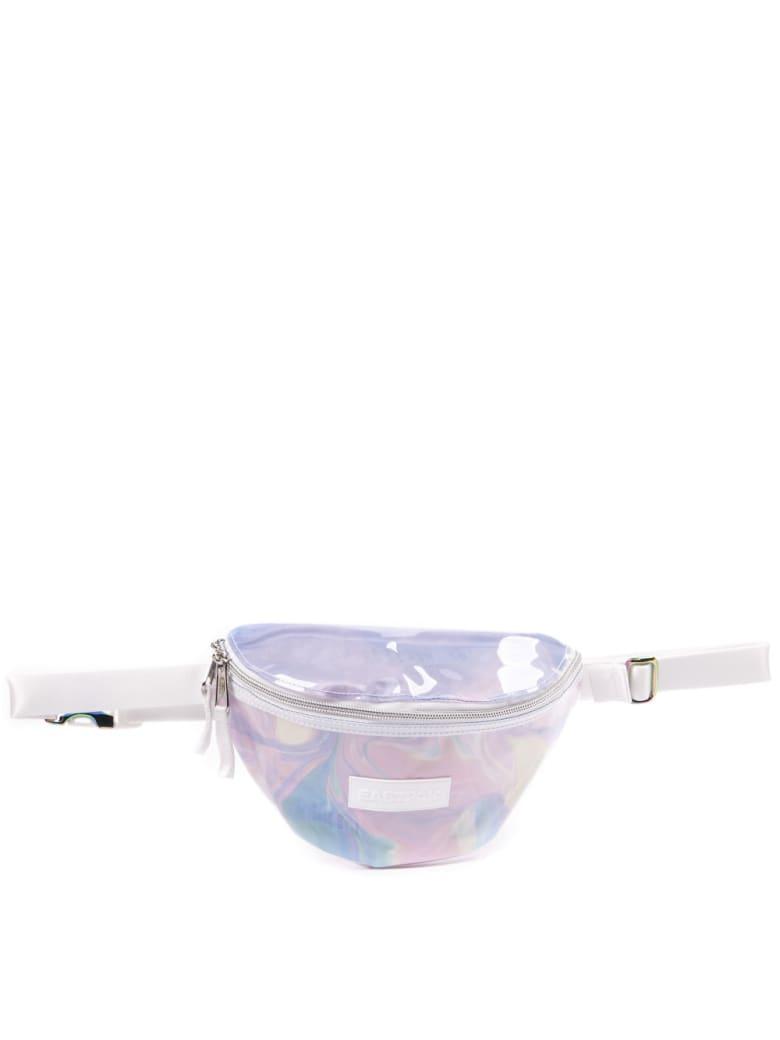 Eastpak Springer Marble Transparent Beltbag - Rainbow