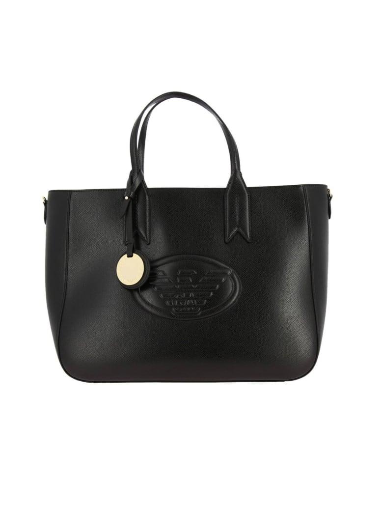 Emporio Armani Handbag Shoulder Bag Women Emporio Armani - black