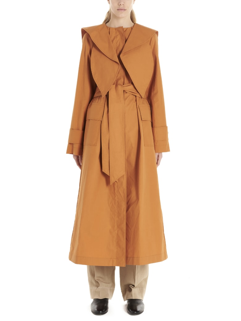 Lanvin Trench Coat - Orange