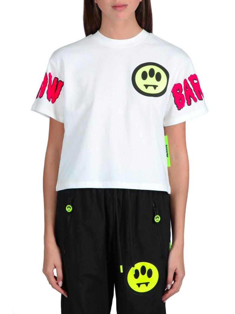 Barrow Cropped T-shirt - Bianco