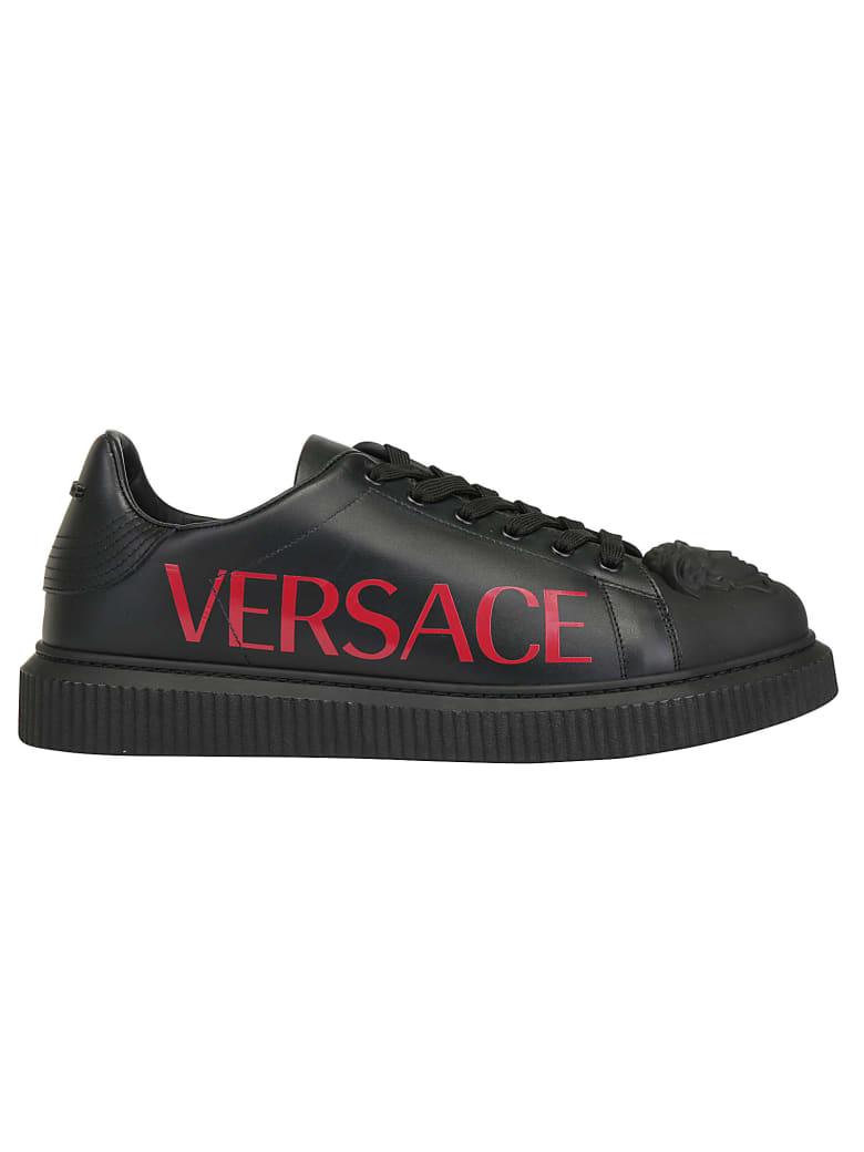 Versace Sneakers - Nero/poster red