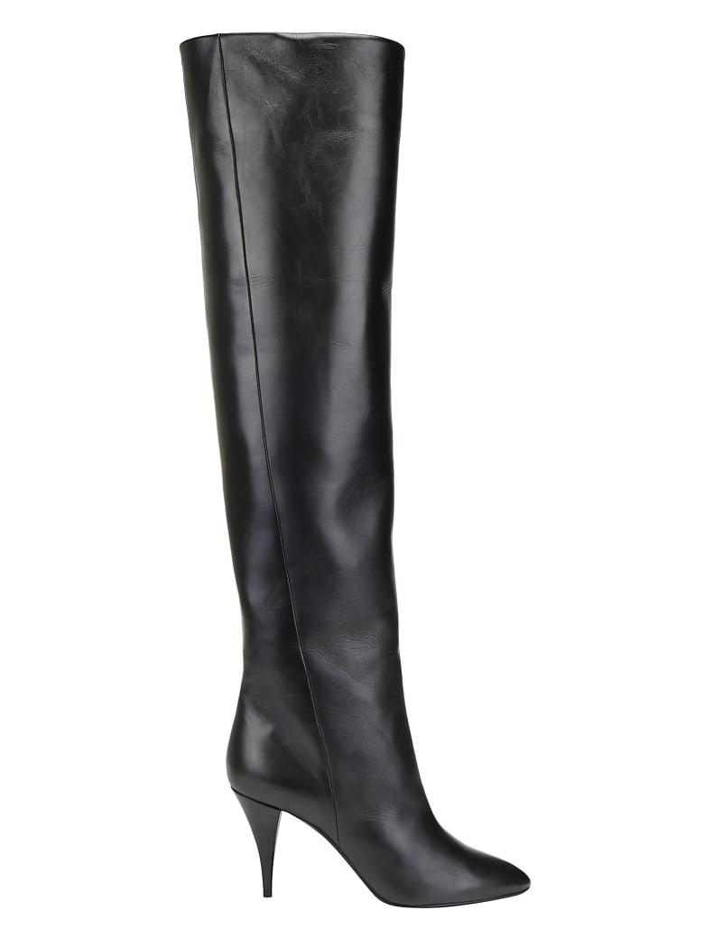 Saint Laurent Boots - Nero