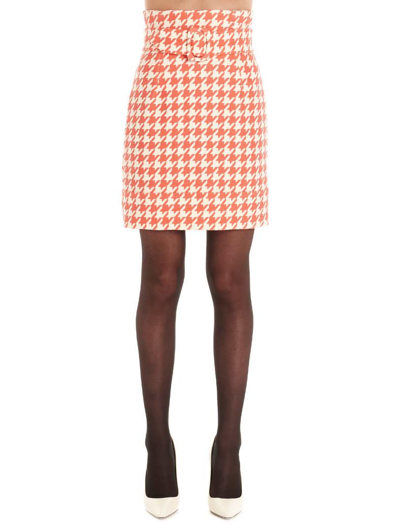 Sara Battaglia Skirt - Multicolor