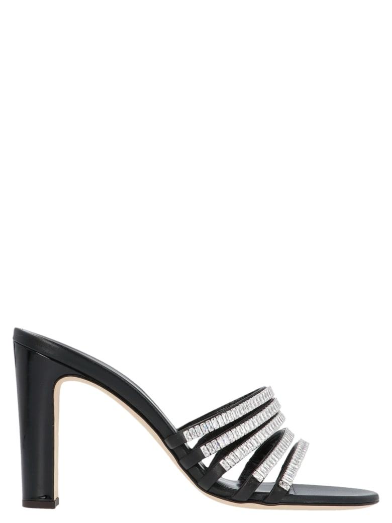 Giuseppe Zanotti 'alien' Shoes - Black