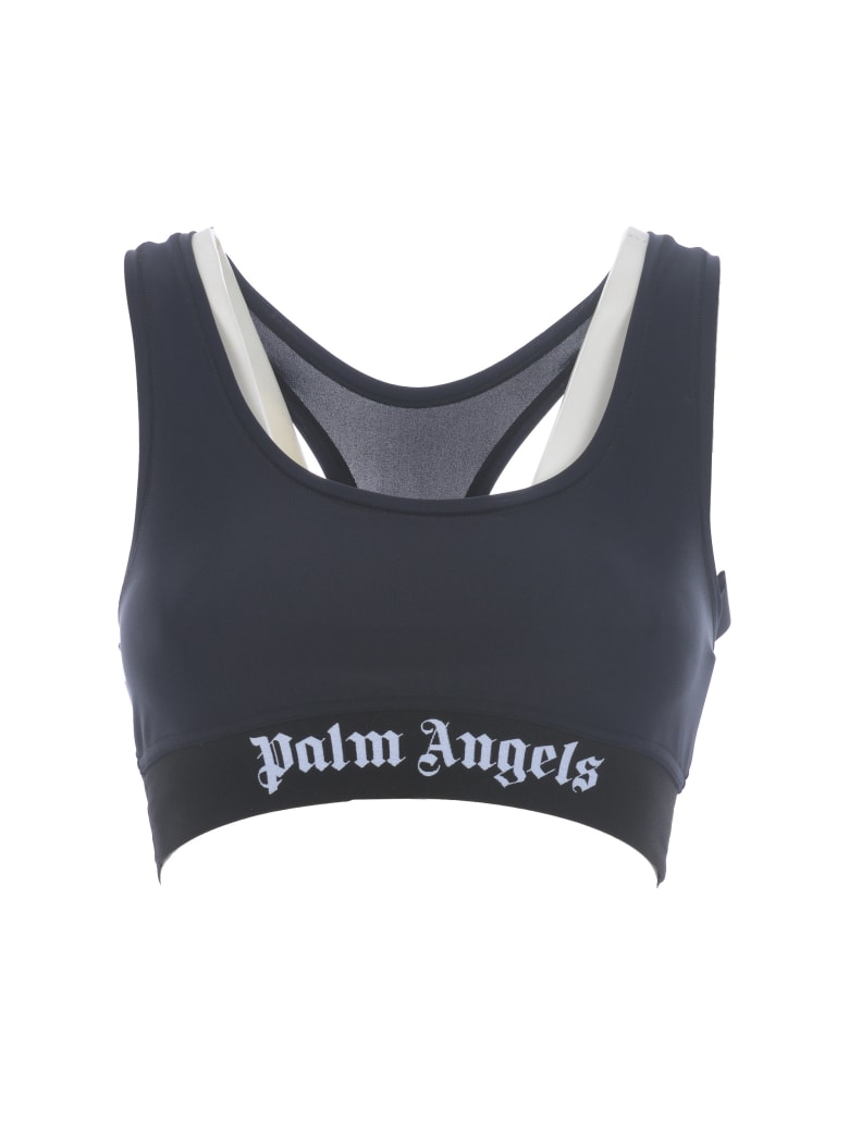Palm Angels Top - Nero