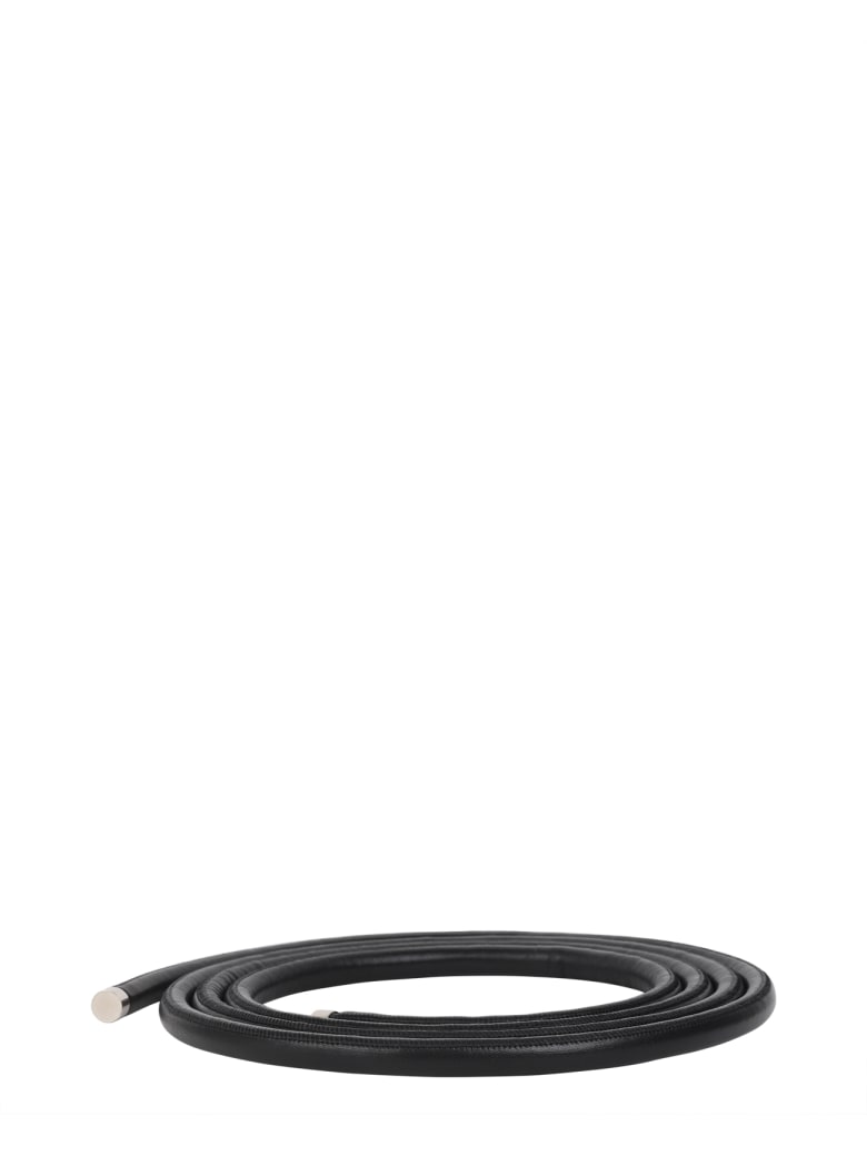 Haider Ackermann Black Cord Belt - Black
