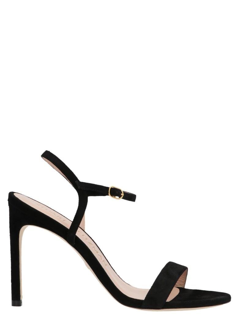 Stuart Weitzman 'nunakedsong' Shoes - Black