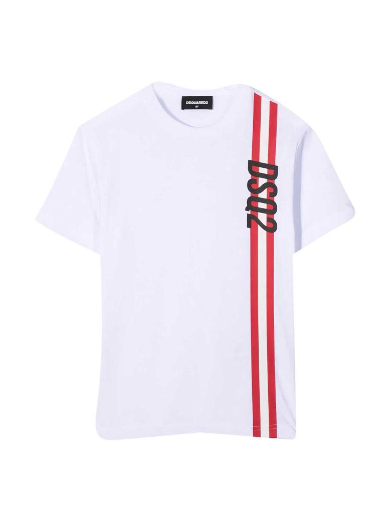 Dsquared2 White T-shirt - Bianca