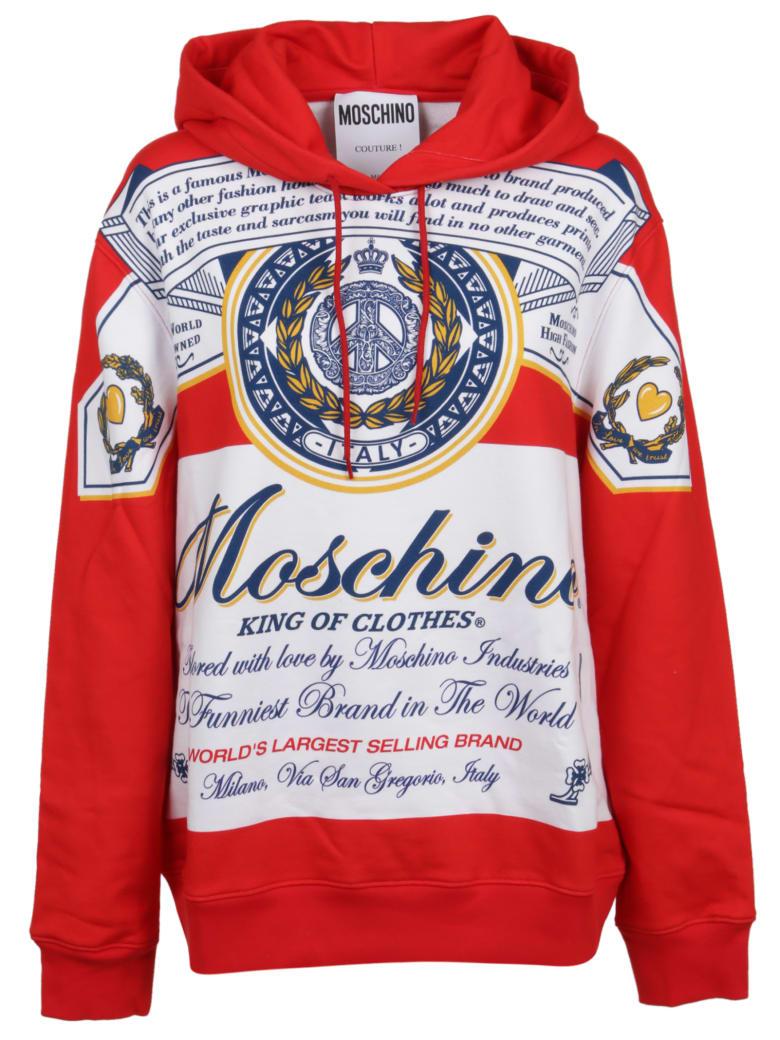 Moschino Sweatshirt Capsule
