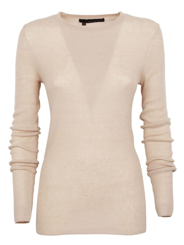 360 Sweater Crewneck Jumper - Bisque