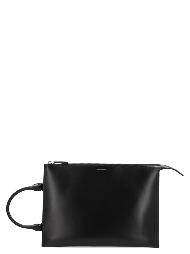 Jil Sander 'tootie' Bag - Black