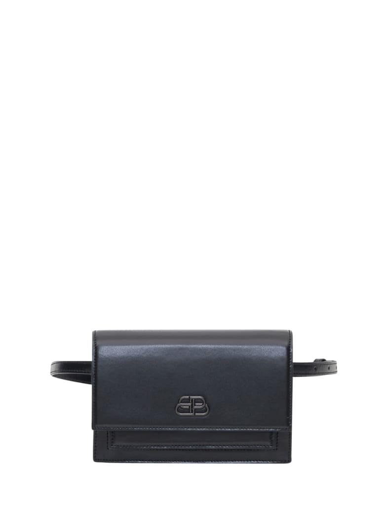 Balenciaga Sharp Xs Belt Bag - Nero