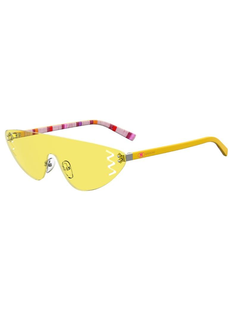 Missoni MMI 0001/S Sunglasses - G/ho Yellow