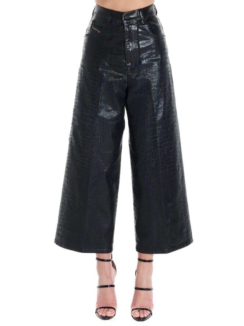 Diesel 'd-luite' Pants - Black
