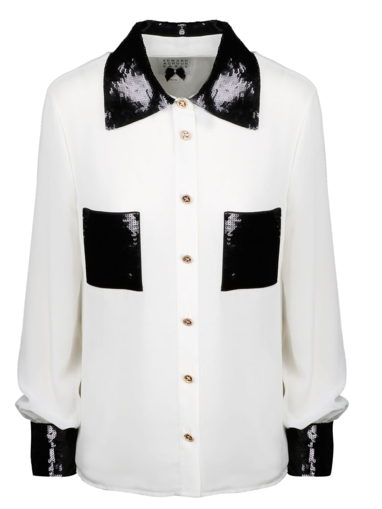 Edward Achour Paris Shirt - White