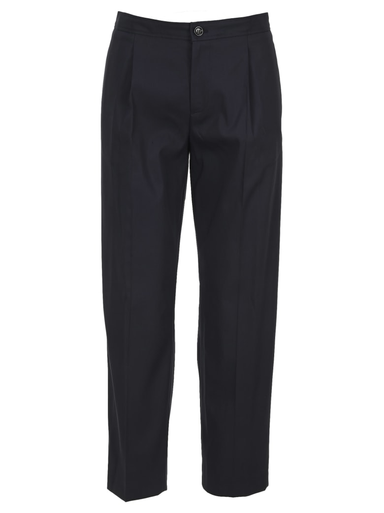 A.P.C. Amalfi Trousers - NAVY