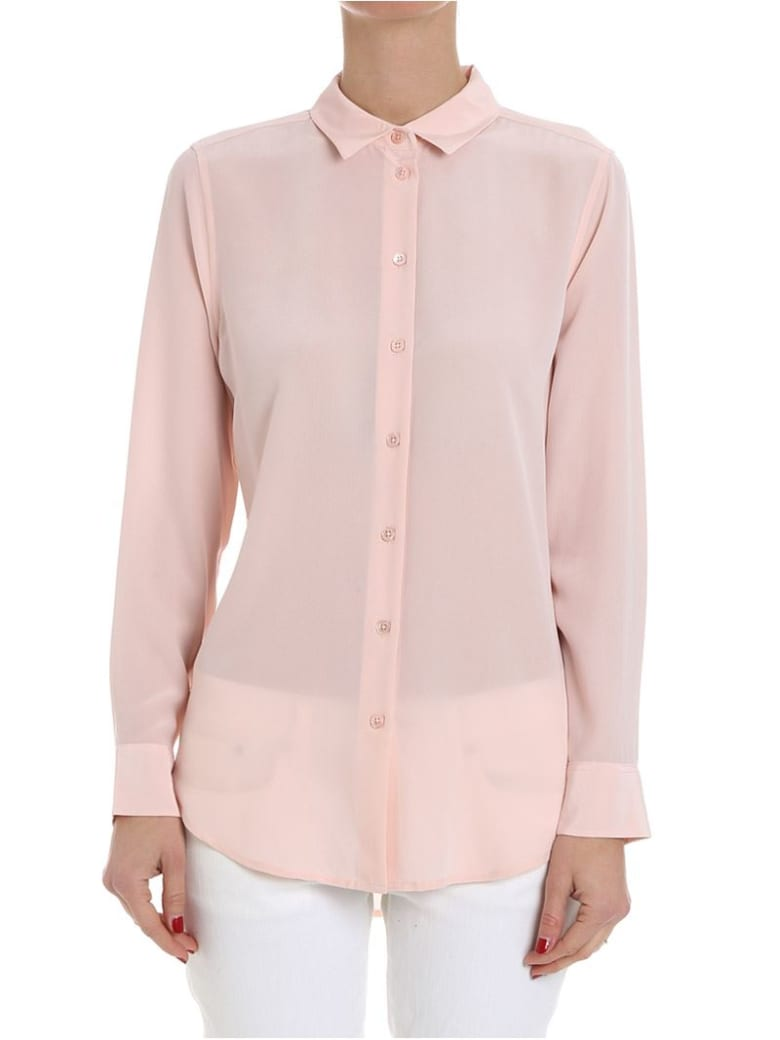 Equipment - Essential Shirt - Pink