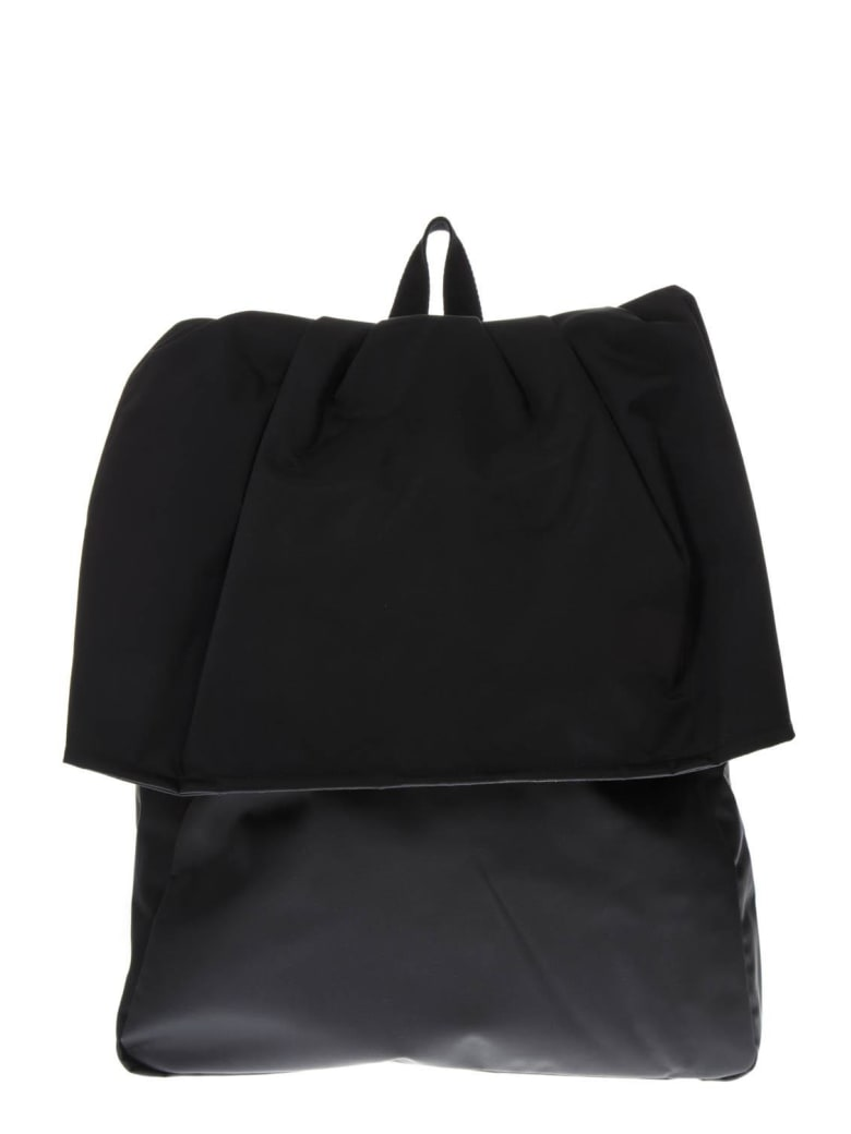 Eastpak Black Nylon Backpack - Black