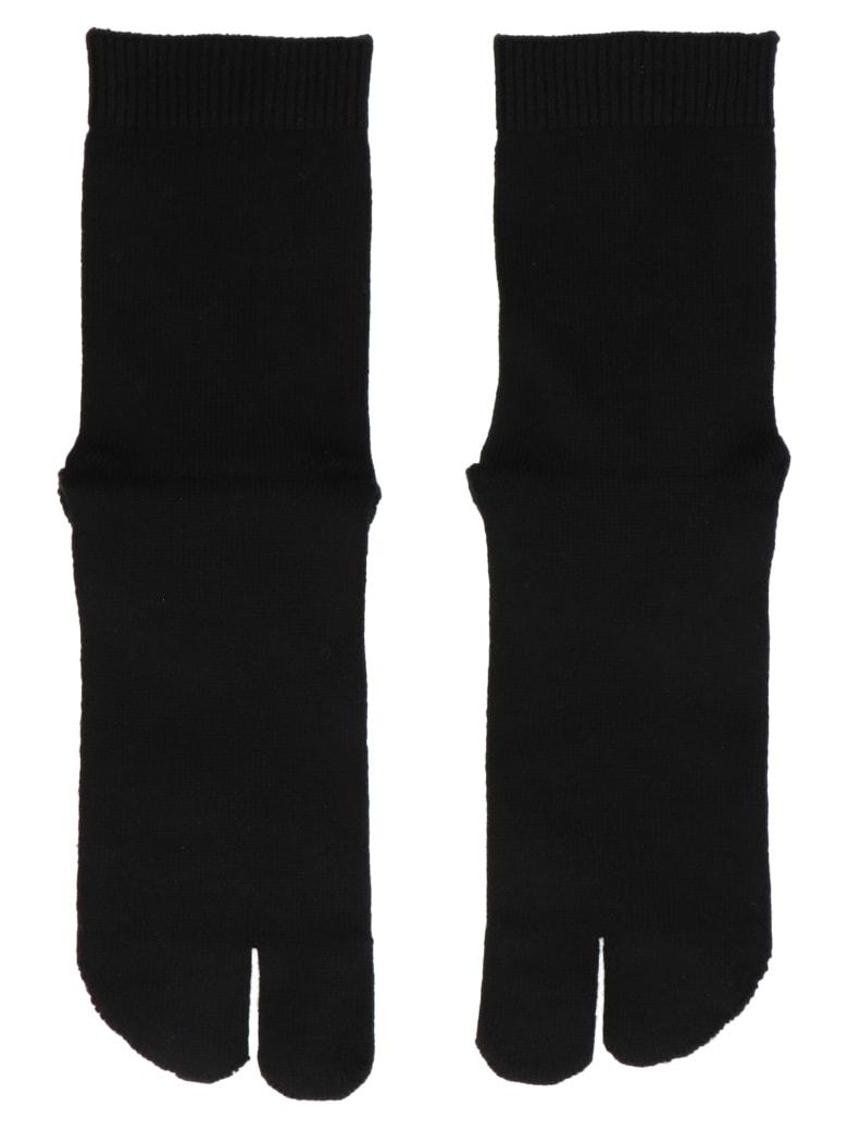 Maison Margiela 'tabi' Socks - Black