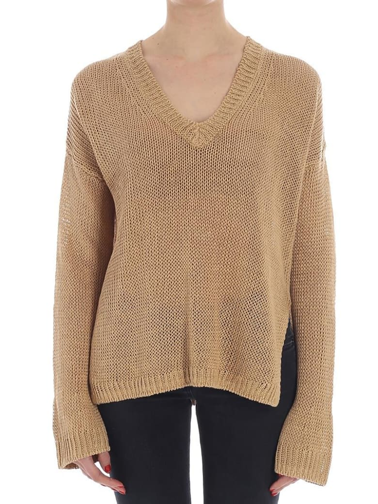 360 Sweater 360 Cashmere - Noelle Sweater - Beige