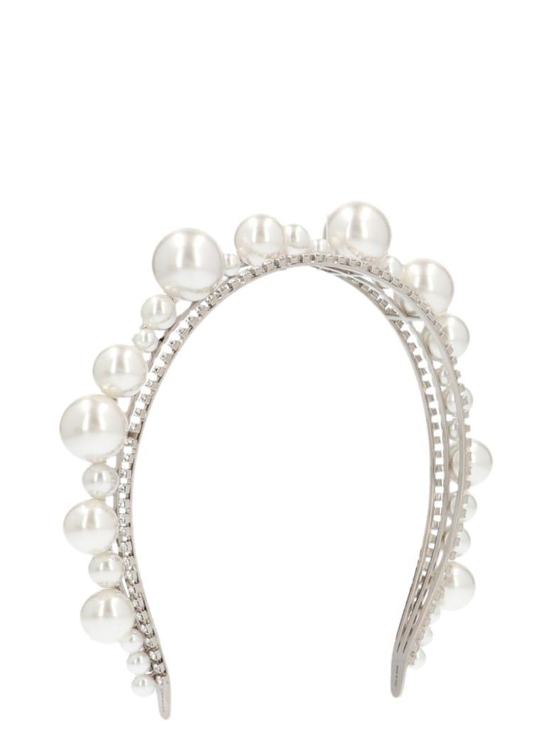 Givenchy Headband - Silver