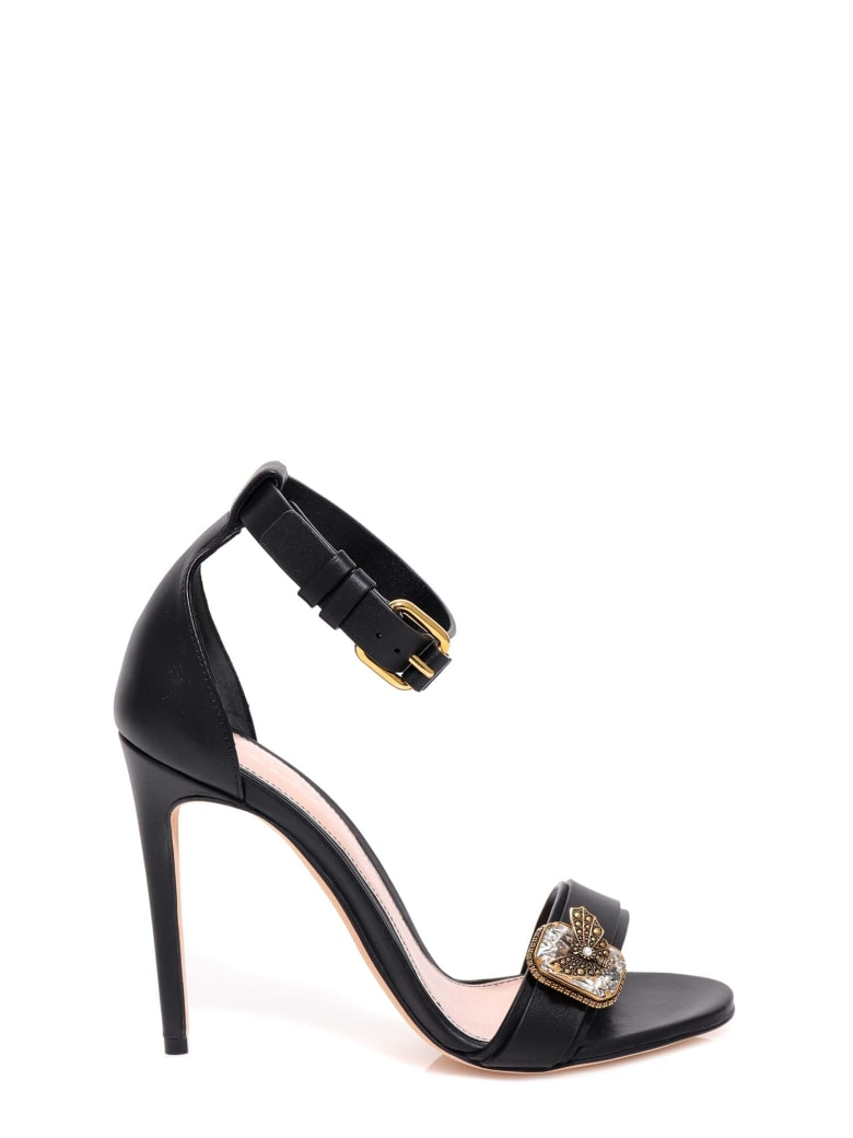 Alexander McQueen Sandals - Black