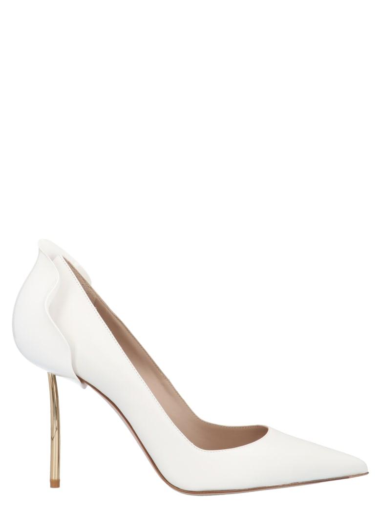 Le Silla 'petalo' Shoes - White