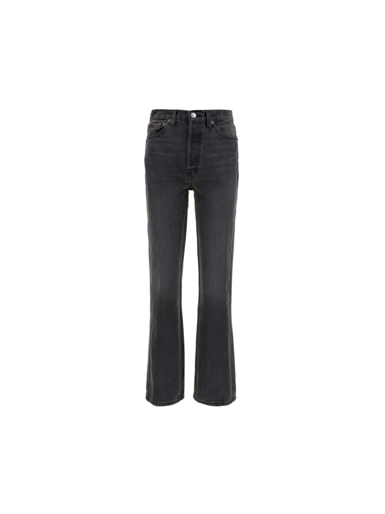 RE/DONE Redone Jeans - Vintage Ash Grey
