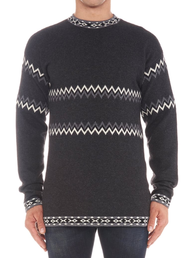 Diesel Black Gold Sweater - Grey