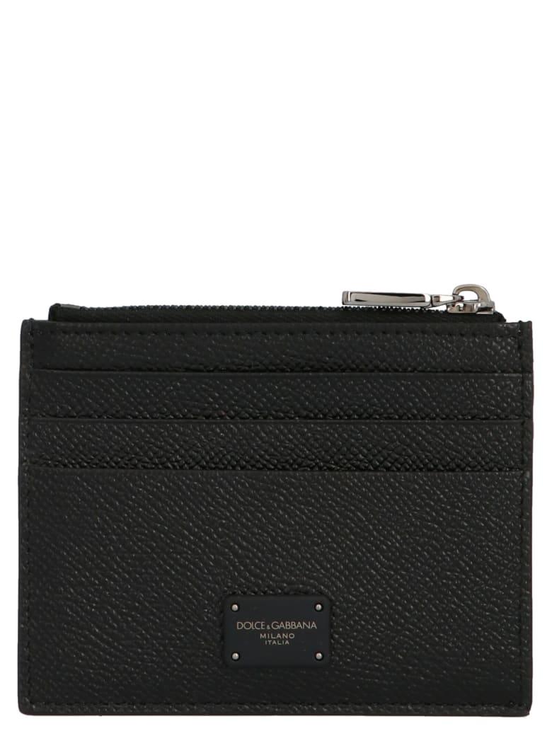 Dolce & Gabbana Cardholder - Nero