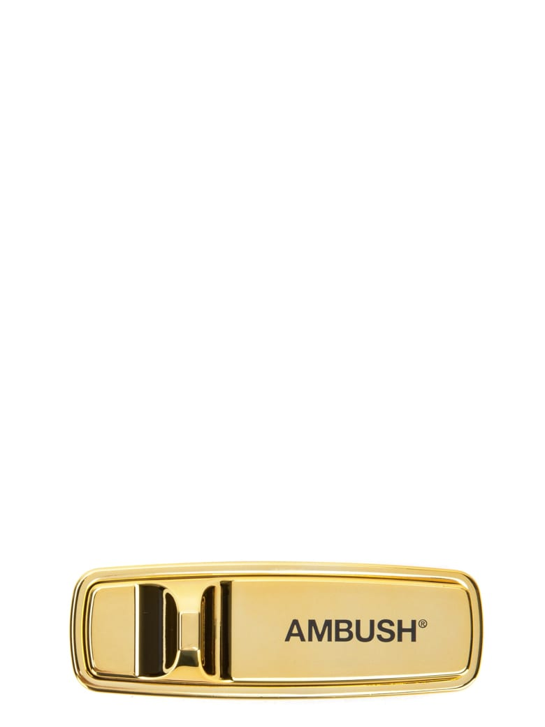 AMBUSH Brooche - Oro