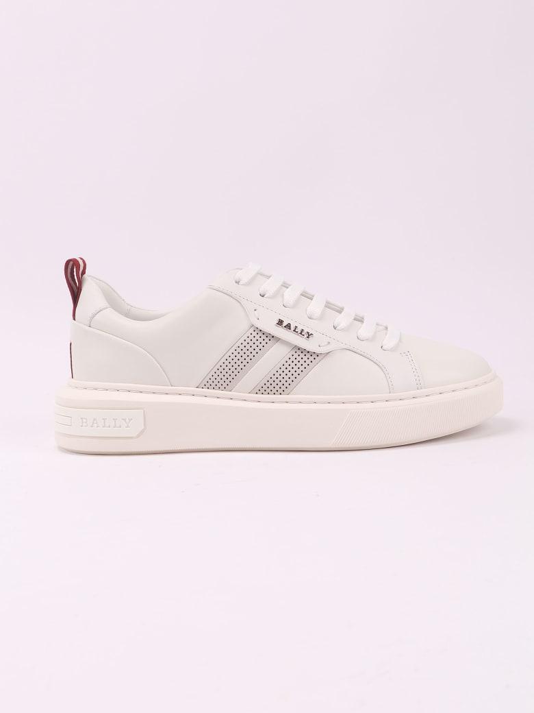 Bally Lift Ladies Sneaker - White