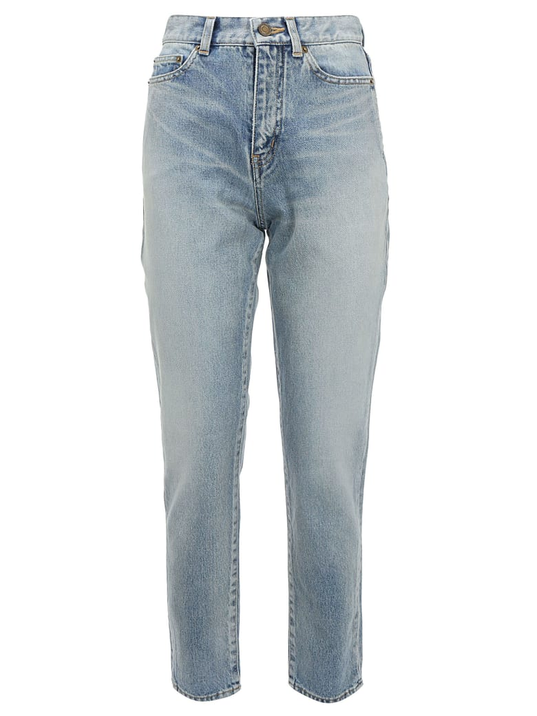 Saint Laurent Jeans - Santa monica blue