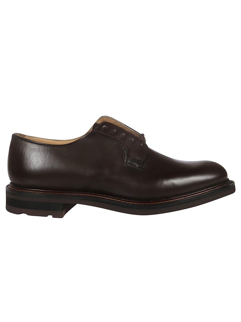 Church's Woodbridge Derby Shoes - ebony