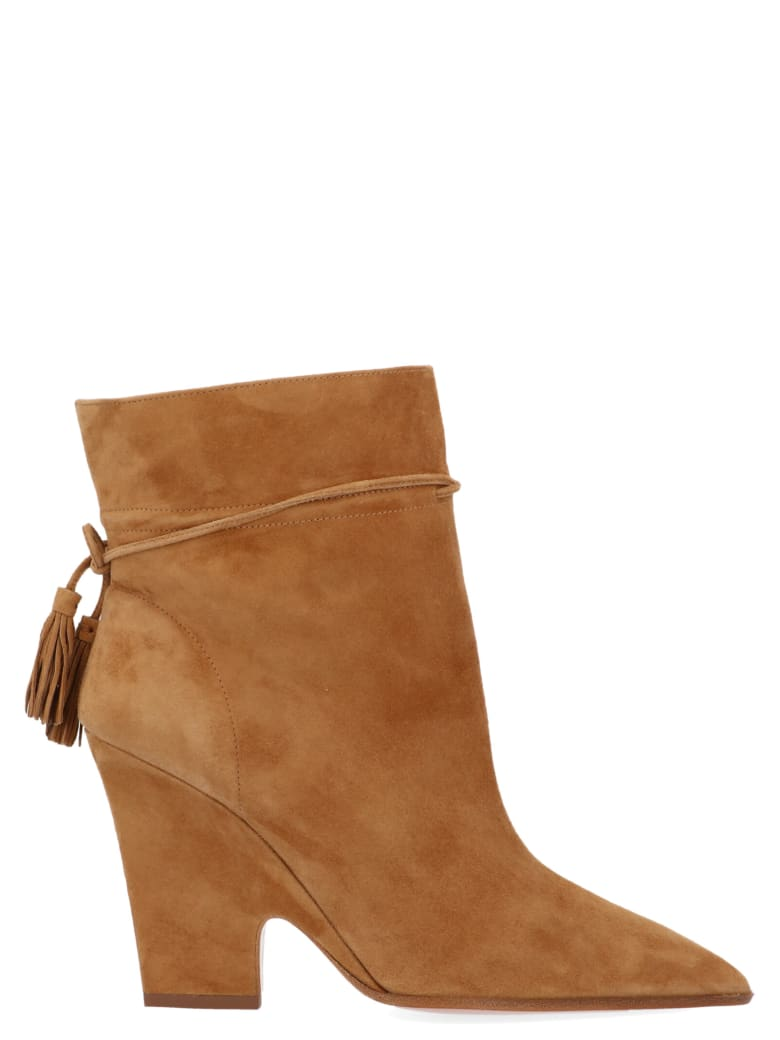 Aquazzura 'sartorial' Shoes - Brown