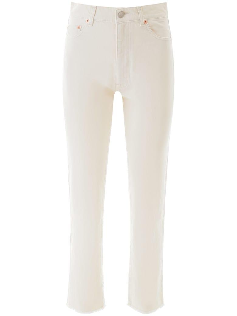 Magda Butrym Evansville Jeans - CREAM (White)