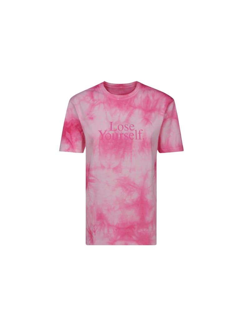 Paco Rabanne T-shirt - PINK