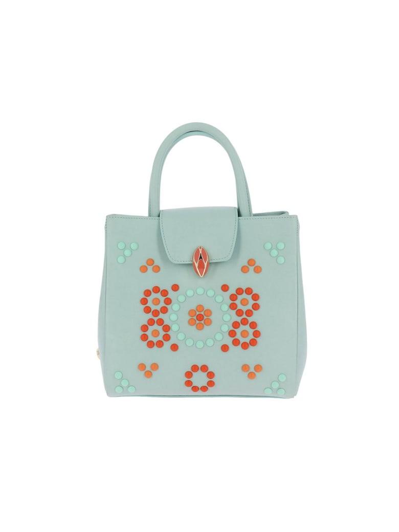 f.e.v. by Francesca E. Versace Mini Bag Shoulder Bag Women F.e.v. By Francesca E. Versace - sky blue