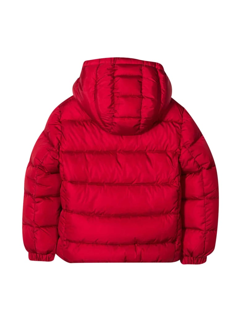 Save the Duck Red Lightweight Jacket Kids - Rosso