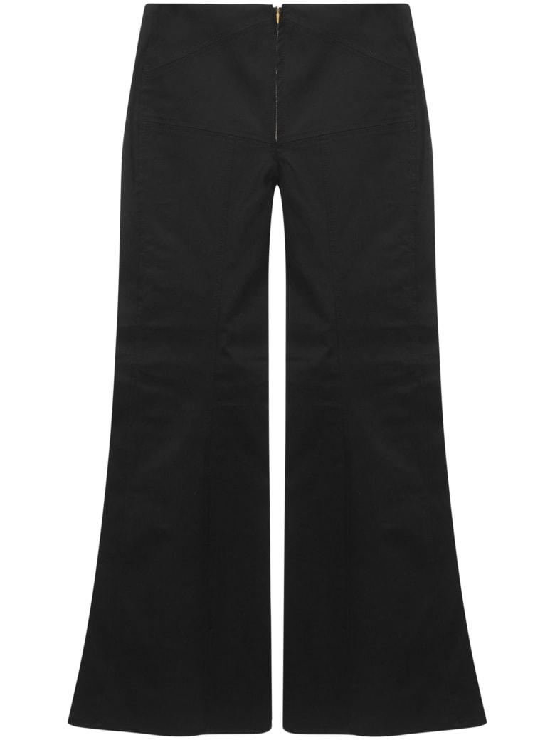 Alberta Ferretti Trousers - Black