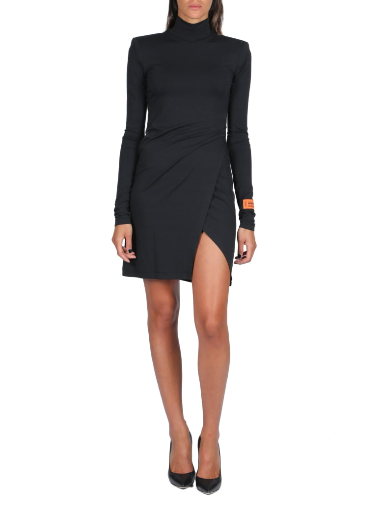 HERON PRESTON Dress - Nero