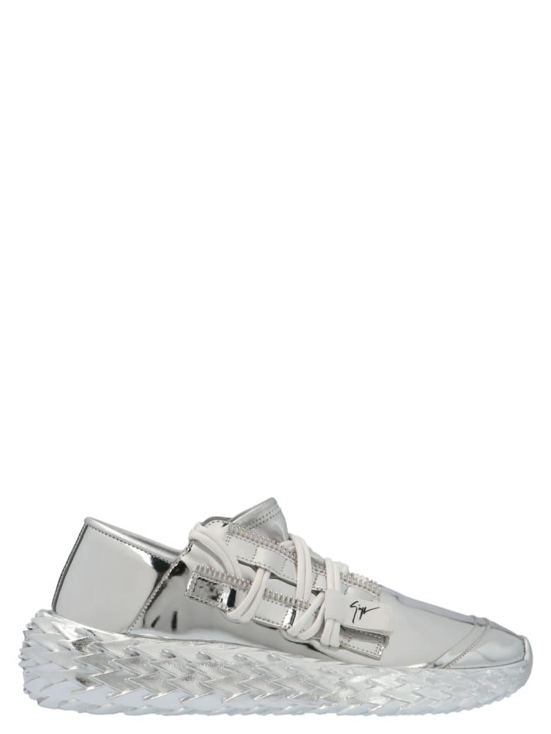 Giuseppe Zanotti 'urchin' Shoes - Silver