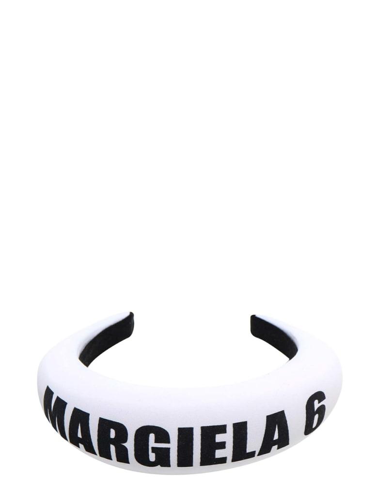 MM6 Maison Margiela Hairbands - White