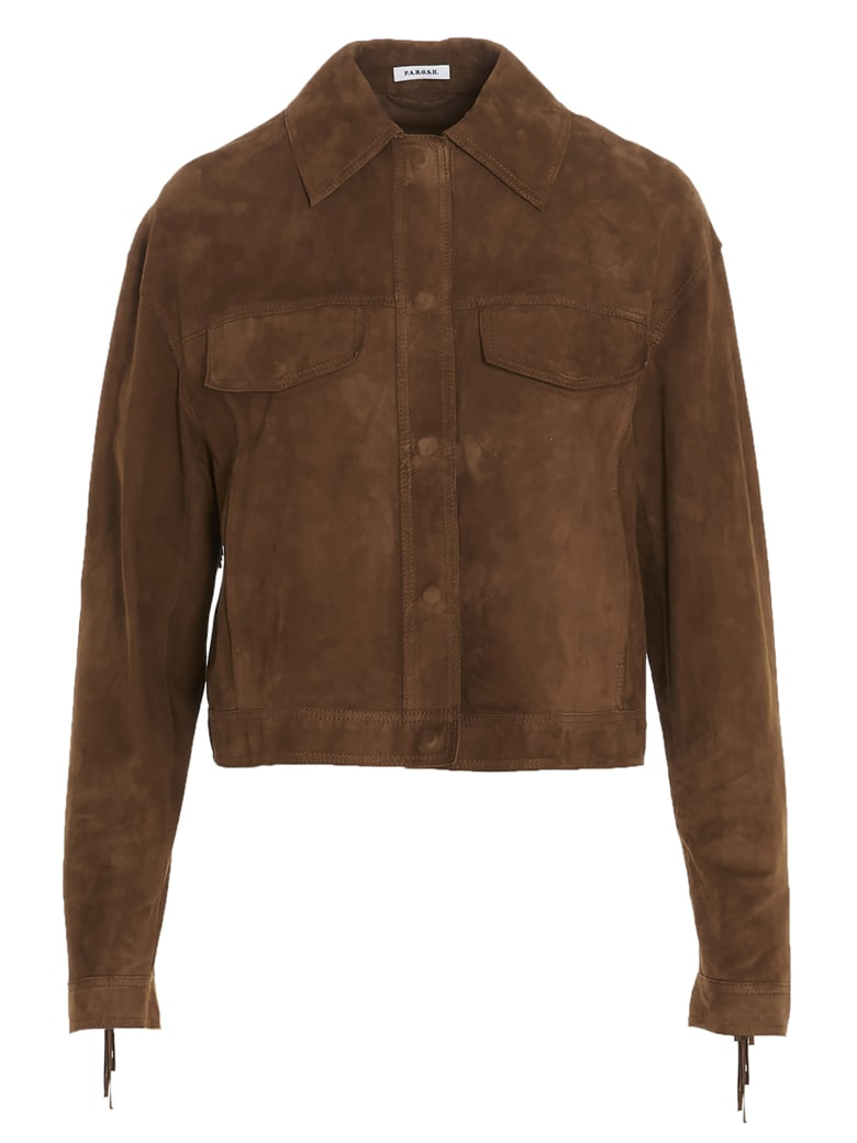 Parosh Jacket - Brown