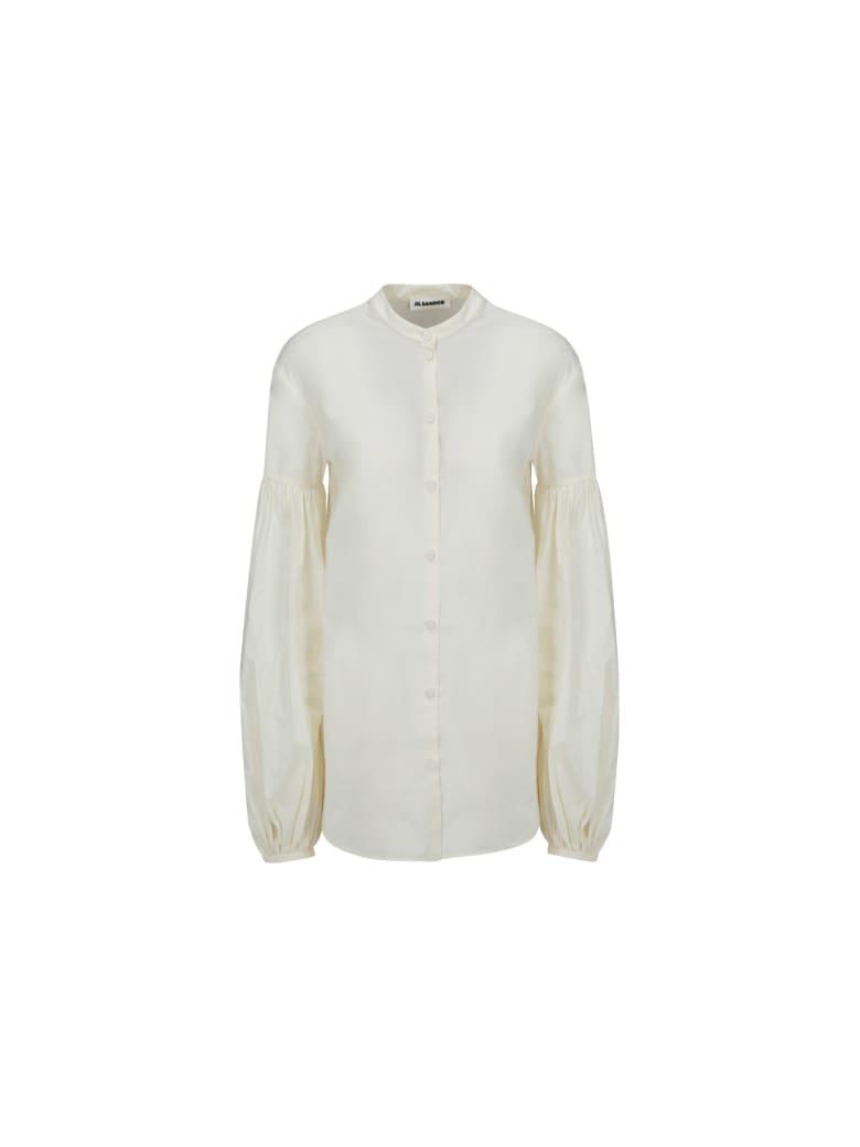 Jil Sander Shirt - Natural