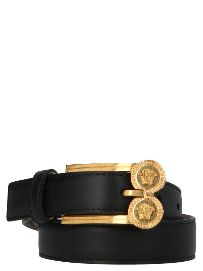 Versace 'tribute' Belt - Black