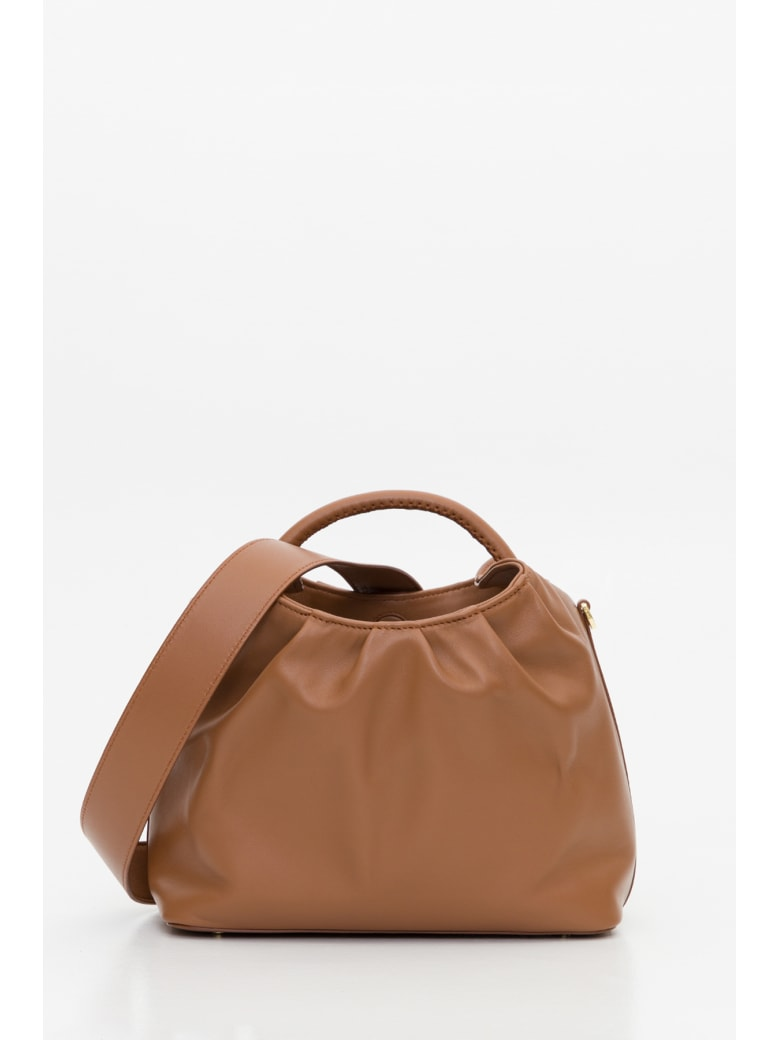 Elleme Dumpling Large Bag - Marrone