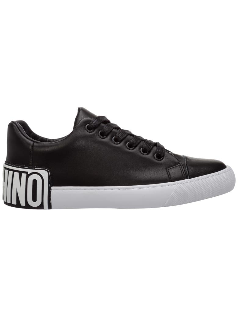 Moschino Ego Sneakers - Nero