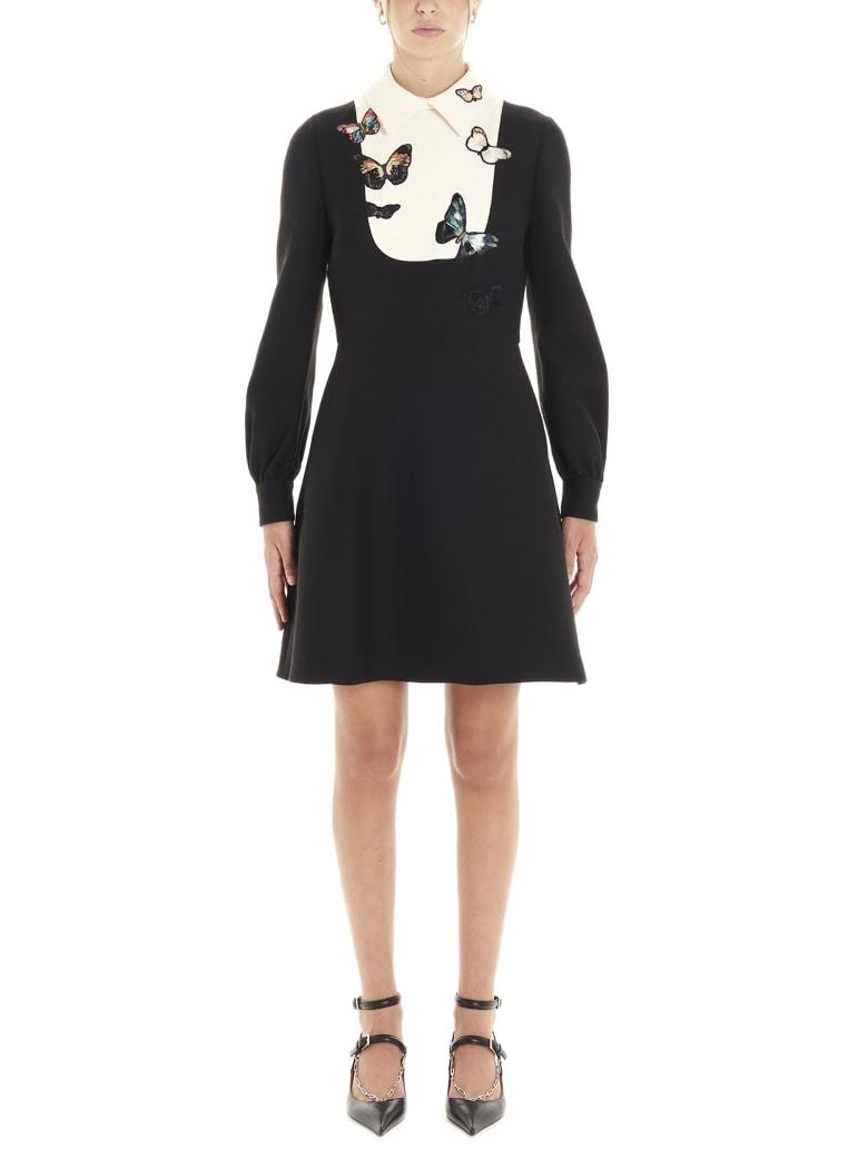 Valentino Dress - Black&White